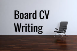 Board CV Writing