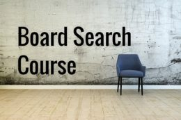 Board Search Course