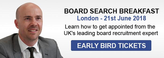 Board Search Breakfast London June