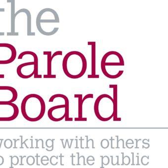 The parole board logo