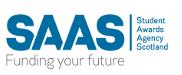 Student Award Agency Scotland Logo