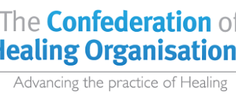 The Confederation of Healing Organisations Logo