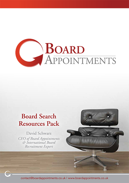 Board Appointments Resources Booklet 450