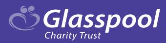 Glasspool Charity Trust Logo
