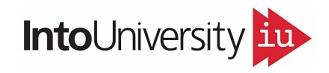 Into University Logo