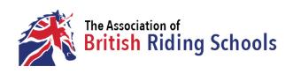 The Association of British Riding Schools Logo
