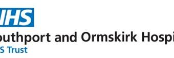 NHS Southport & Ormskirk Hospital Trust Logo