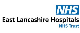 NHS East Lancashire Hospitals Trust Logo