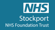 NHS Stockport Foundation Trust Logo