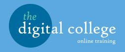 The Digital College Logo