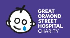 Great Ormond Street Hospital Charity Logo