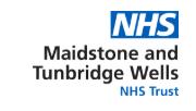 NHS Maidstone & Tunbridge Wells Trust Logo