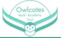 Owlcotes Multi- Academy Trust Logo