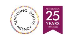 Revolving Doors Agency Logo