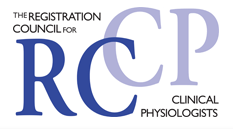 The Registration Council for Clinical Physiologists Logo