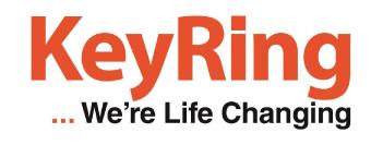 Key Ring Living Logo