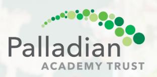 Palladian Academy Trust Logo