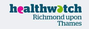 Healthwatch Richmond upon Thames Logo