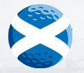 Scottish Golf Logo