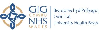 Wales University Health Boards Logo