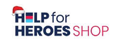 Help for Heroes Shop Logo