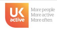 UKactive Logo