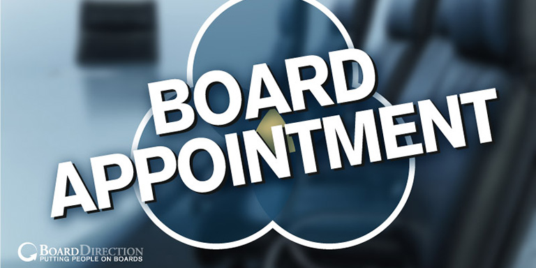 board appointment model application
