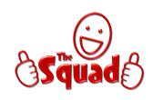 The Squad Logo