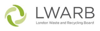 London Waste & Recycling Board Logo