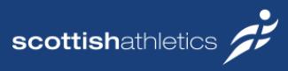 Sottish Athletics Logo