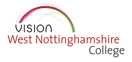 West Nottinghamshire College Logo