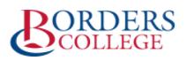 Borders College Logo