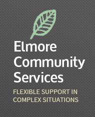 Elmore Community Services Logo