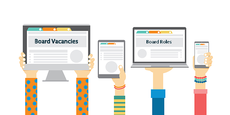 Finding Board Vacancies in the UK