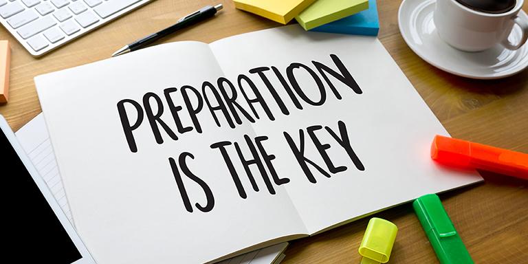 preparation board interview